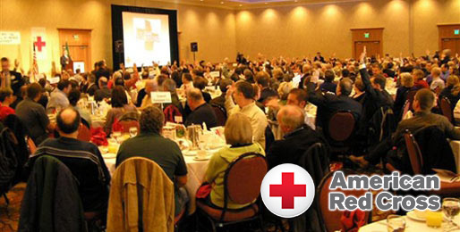 American Red Cross Event Page
