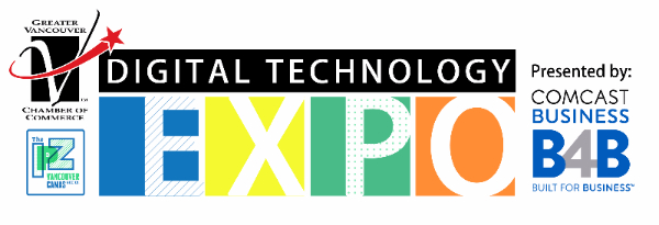 Greater Vancouver Chamber of Commerce's Digital Technology Expo Event Page